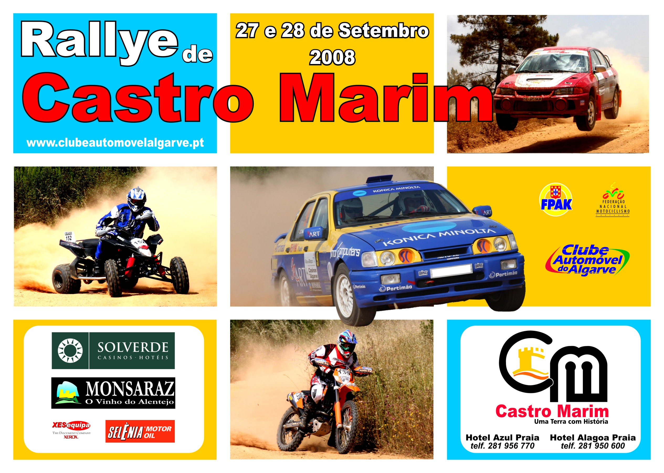 Rallye Casinos do Algarve 2006